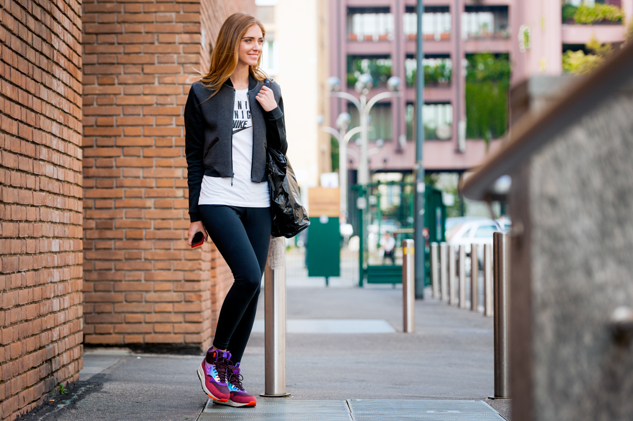 Chiara Ferragni for Nike
