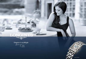 LONGINES CAMPAIGN